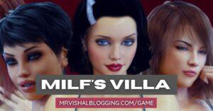 Milf's Villa Game Download Free