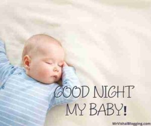 good night images baby