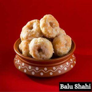 Balu Shahi Sweets Images