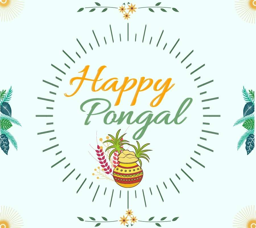 happy pongal images 2022