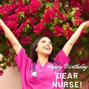 birthday nurse