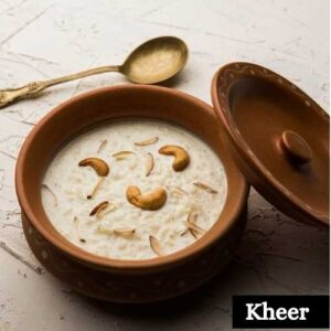 Kheer Sweets Images