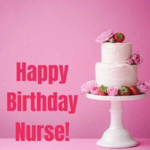 nurse happy birthday