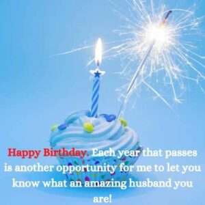 happy birthday husband quotes