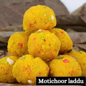 Motichoor laddu Sweets Images