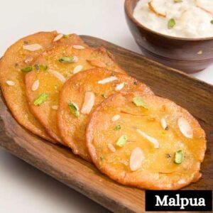 Malpua Sweets Images
