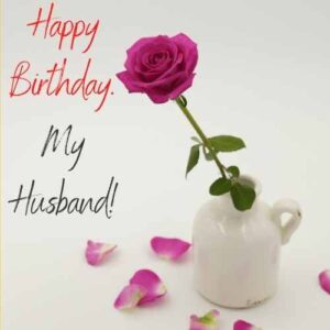 funny birthday wishes for husbands