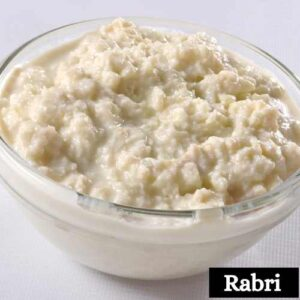 Rabri Sweets Images