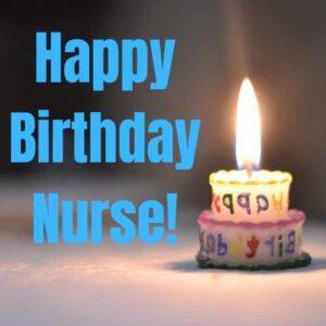 nurse birthday