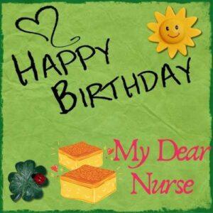 happy birthday nurse images