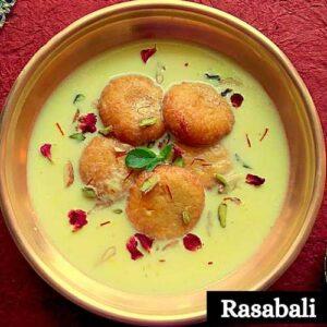 Rasabali Sweets Images