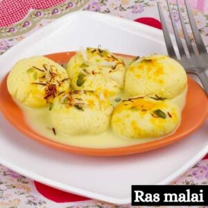 Ras malai Sweets Images
