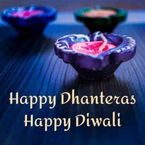 happy Dhanteras images 2020