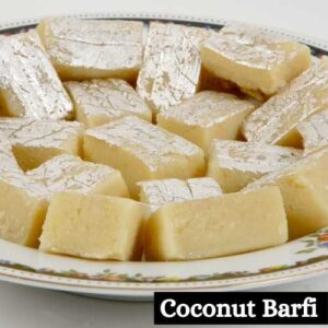 Coconut Barfi Sweets Images