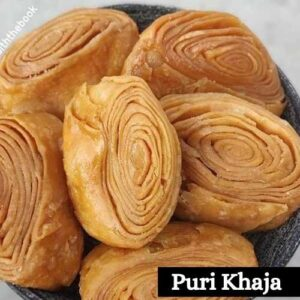 Puri Khaja Sweets Images