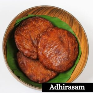 Adhirasam Sweets Images