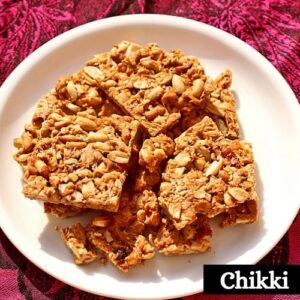 Chikki Sweets Images