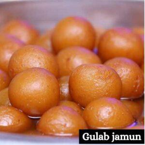 Gulab Jamun Sweets Images