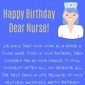 happy birthday nurse meme