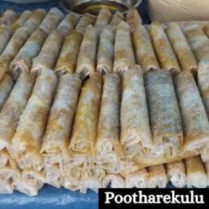 Pootharekulu Sweets Images