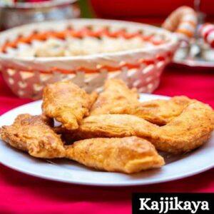 Kajjikaya Sweets Images