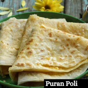 Puran Poli Sweets Images