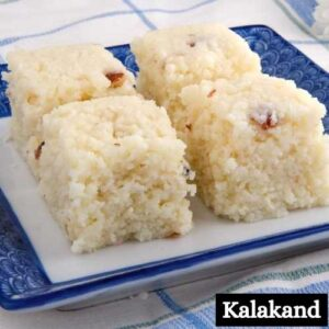 Kalakand Sweets Images