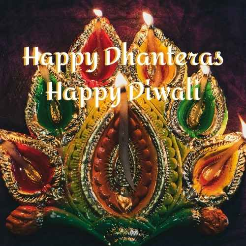 happy Dhanteras wishes images