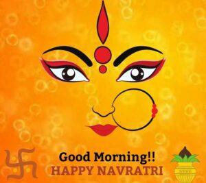 Good Morning Navratri Images, happy navratri images