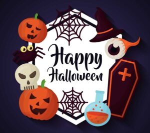 free images of happy halloween