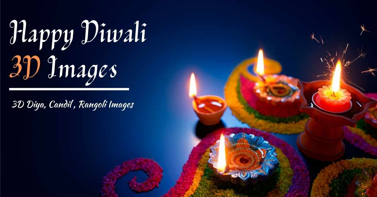 happy diwali 3d images, happy deepawali images
