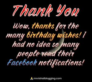 thanks images for birthday