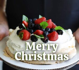Merry Christmas cake Wishes Images free download