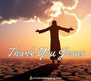 thank you jesus pics