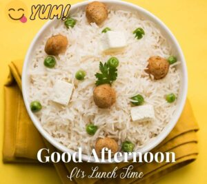 Special Good Afternoon Lunch Images