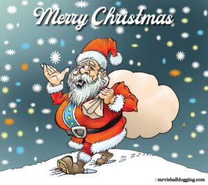 Merry Christmas Santa Claus pictures