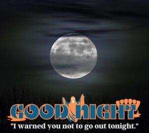 good night photo free download
