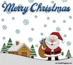 Merry Christmas Santa Claus pics