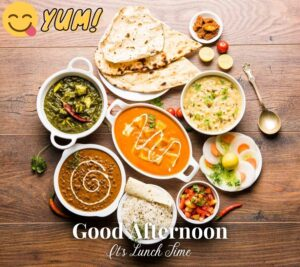 Good Afternoon Lunch Images Download