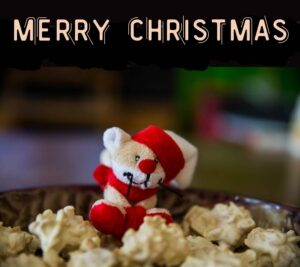 Merry Christmas with cake images
