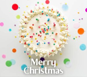Merry Christmas cake pictures