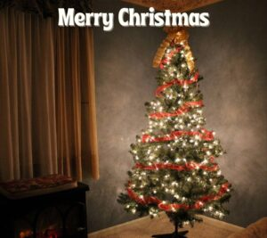 merry Christmas images tree