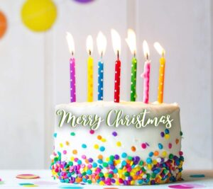 Merry Christmas cake Images png