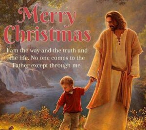 Merry Christmas Jesus Quotes Photos