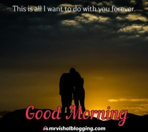 romantic good morning images for him
