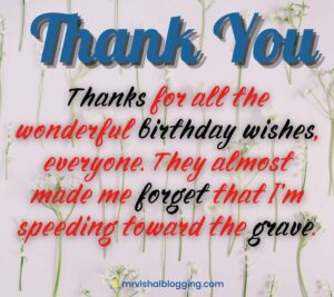 thank you images for birthday wish