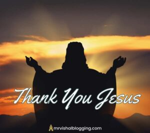 thank you jesus images