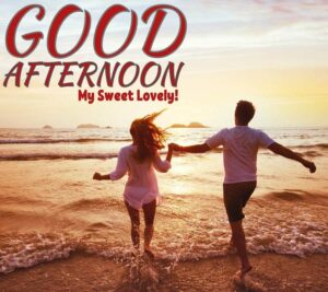 good afternoon romantic couple images