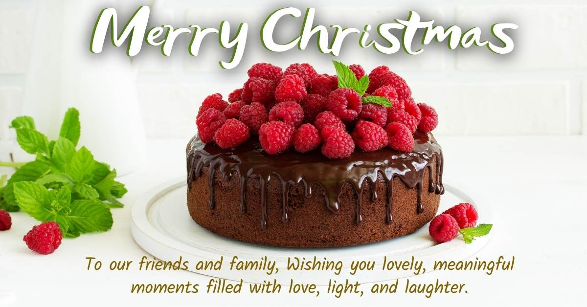 Merry Christmas Cake Images 2021 HD Download For WhatsApp Free