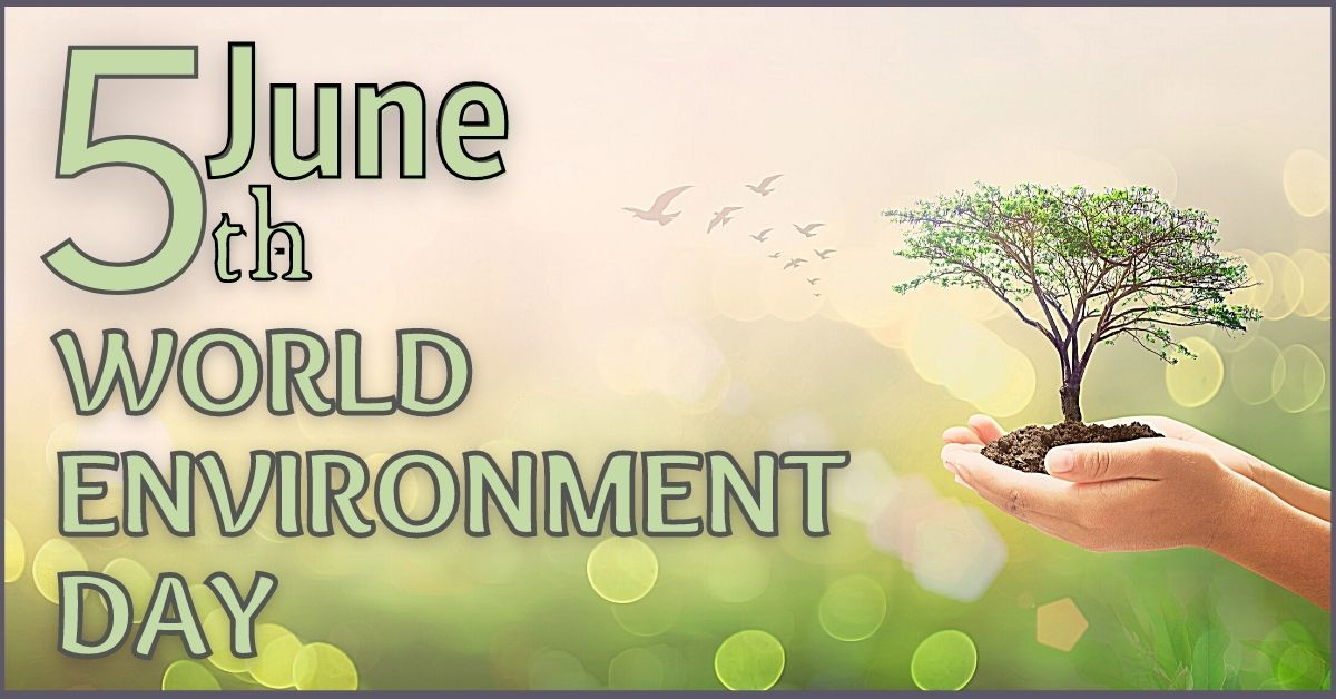 World Environment Day Images 2021 HD Download With Quotes Free